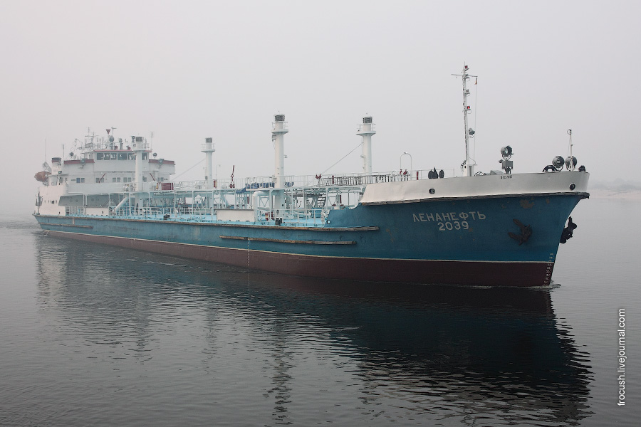 танкер «Ленанефть 2039»