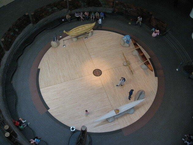 Национальный музей американских индейцев. Вашингтон