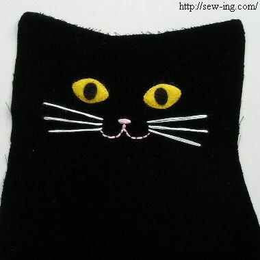 Сумка в форме кота