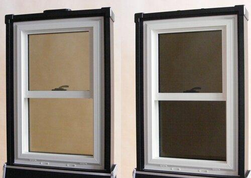 Окна с регулировкой прозрачности