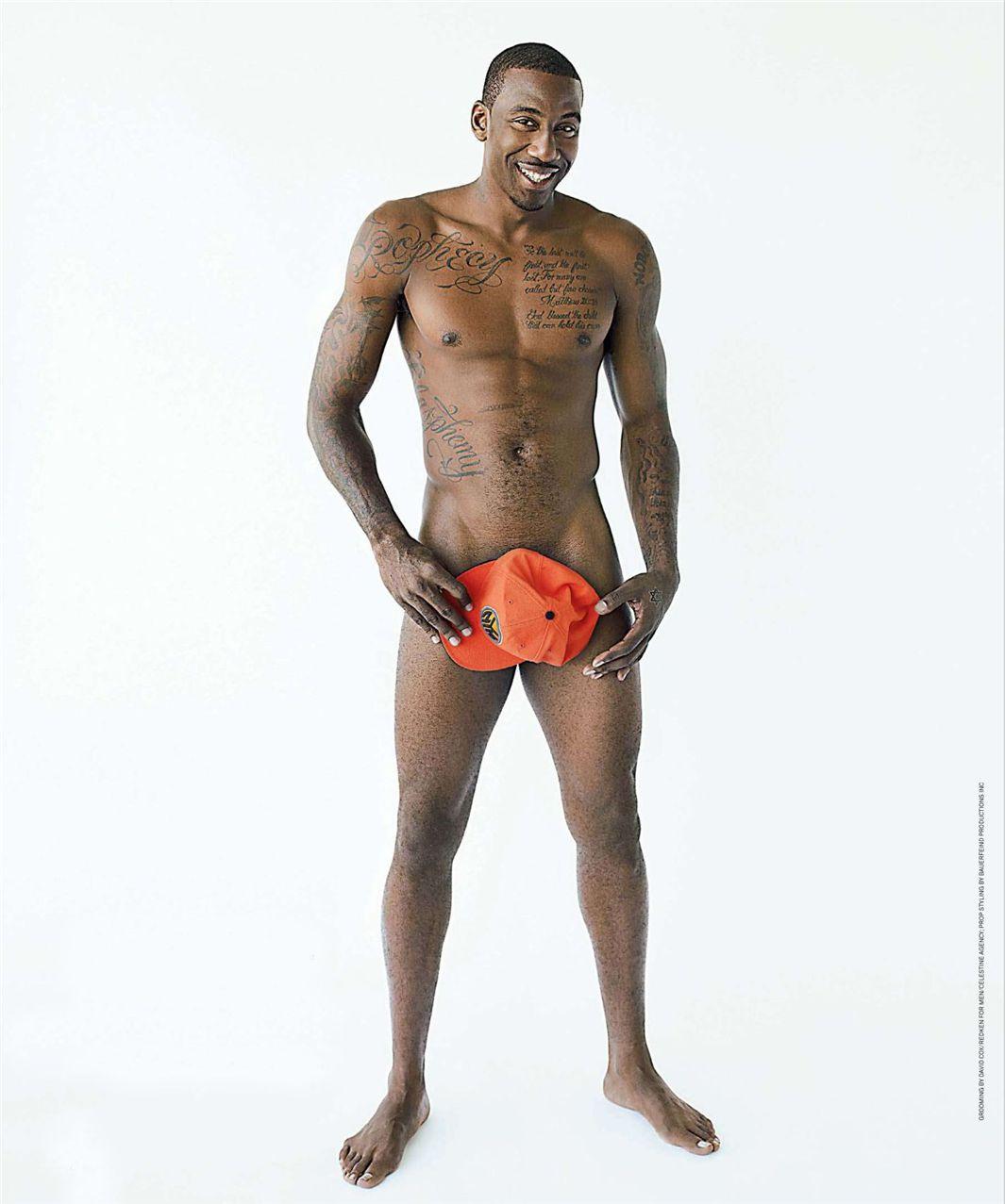 Амаре Стаудмайер / Amare Stoudemire - ESPN Magazine Body Issue 18 october 2010