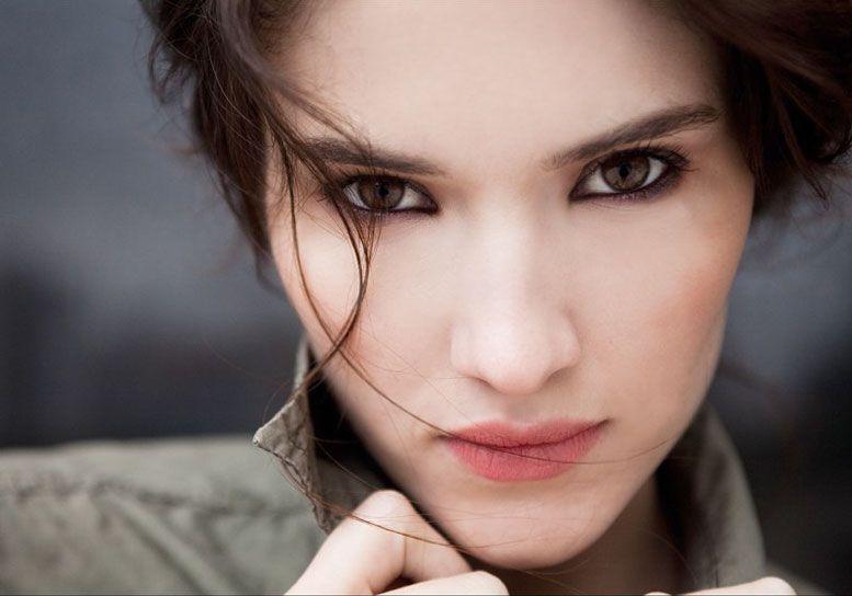 модель Камилла Финн / Camilla Finn, фотограф Bruna Castanheira
