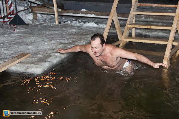 Крещение,Краснознаменск,2011