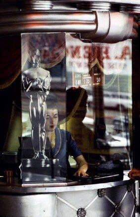on Hollywood Boulevard, 1965© Burt Glinn