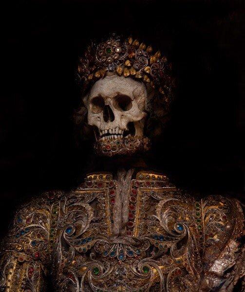 St_Maximinus by toby de silva