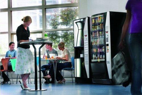 Автоматы по продаже продуктов питания запретят в Молдове