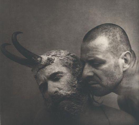 Работа фотохудожника Роберто Кустерле / Roberto Kusterle - nostalgia di amplessi, 1993