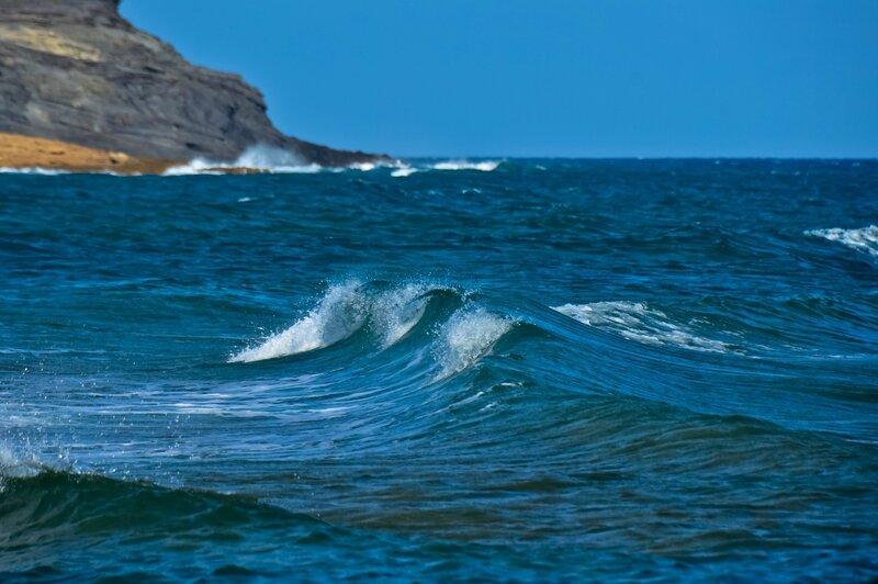 Море, Коста Бланка, Испания
