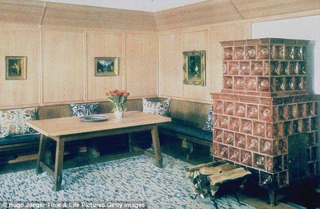Апартаменты Гитлера