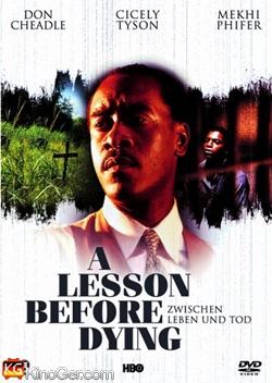 A Lesson Before Dying - Zwischen Leben und Tod (1999)