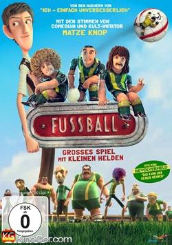 Fussball - Großes Spiel mit kleinen Helden (2013)