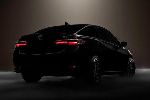 Во время автосалона в Лос-Анджелесе Acura презентует новый ILX