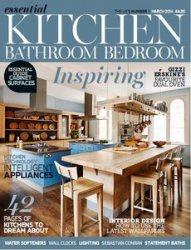 Журнал Essential Kitchen Bathroom Bedroom №3 2014