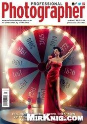 Журнал Professional Photographer January 2015 (UK)