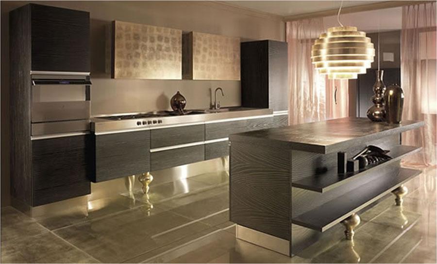 Кухня дизайн фото новые