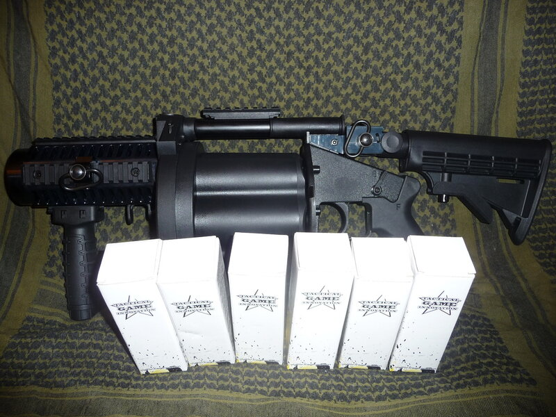 ICS GLM TAG EDITION и пусковые устройства
