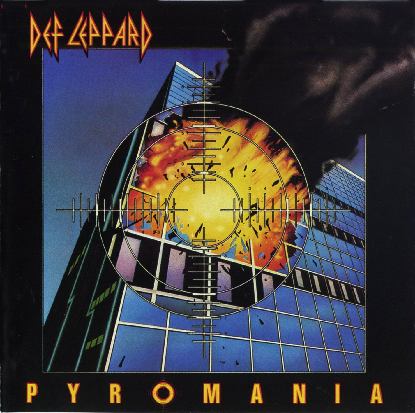 pyromania 1983