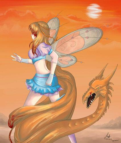 Конкурс Winx волшебные Динозавры2 тур!! И опять ОЧЕНЬ смешные картинки!!!