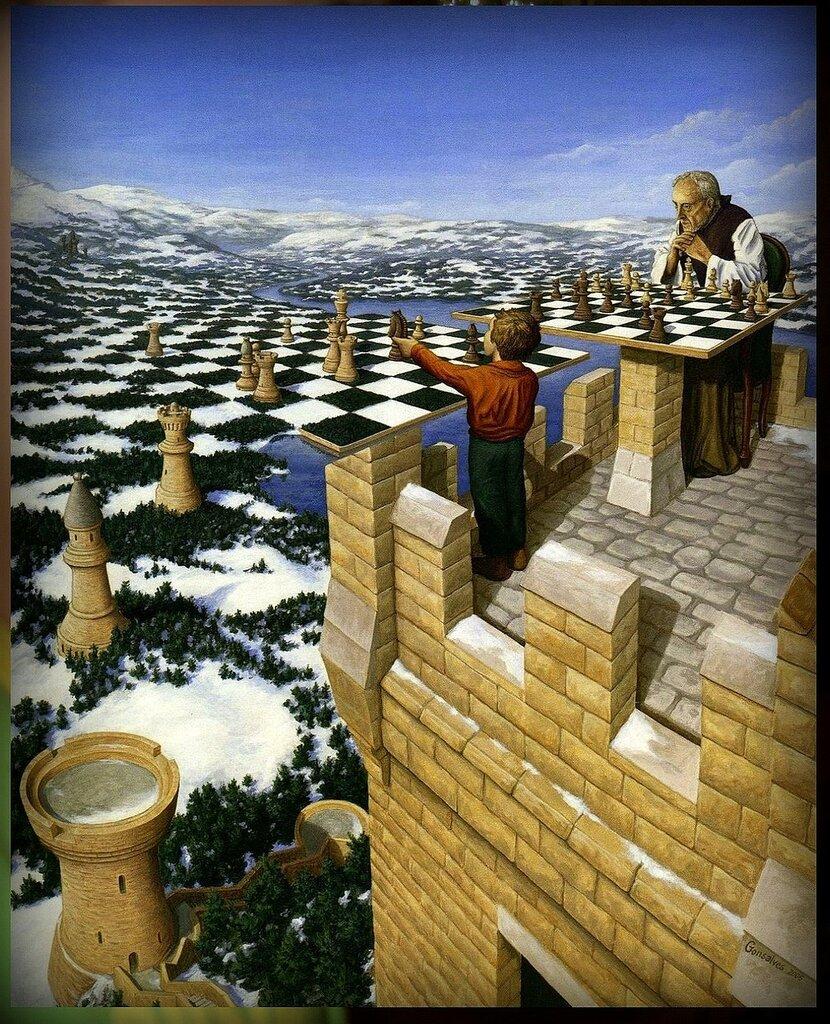 Магический реализм-сюрреализм Роба Гонсалвеса (23).JPG