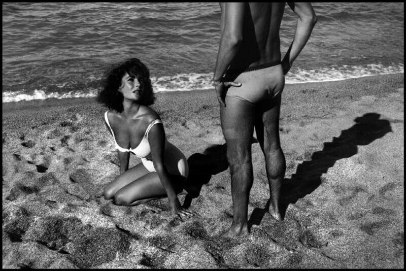 "Elizabeth Taylor in Segaro, Spain on the set of ""Suddenly Last Summer"" 1959.Burt Glinn"