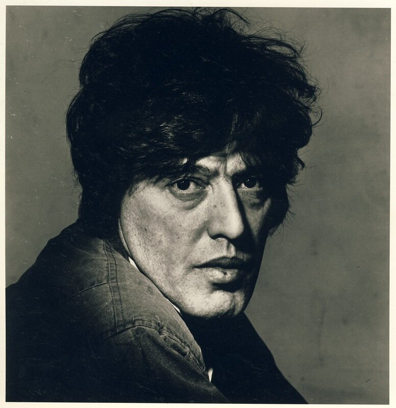 Том Стоппард, 1984 (фотограф: Ирвин Пенн)