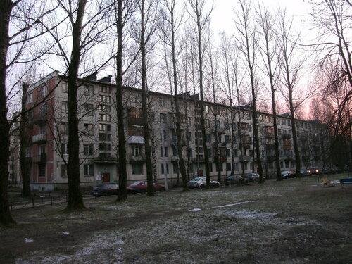 ул. Карпинского 36к2