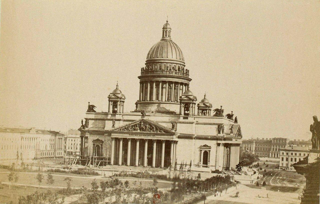 1890. Исаакиевский собор