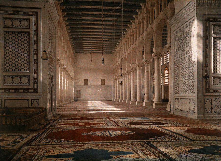 1926. Палестина. Пустая мечеть