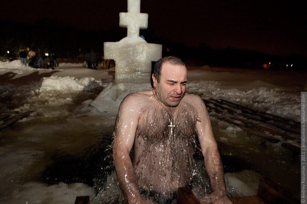 Крещение, иордань, купание