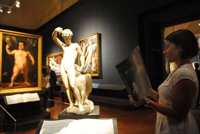 Выставка Бронзино в Палаццо Строцци