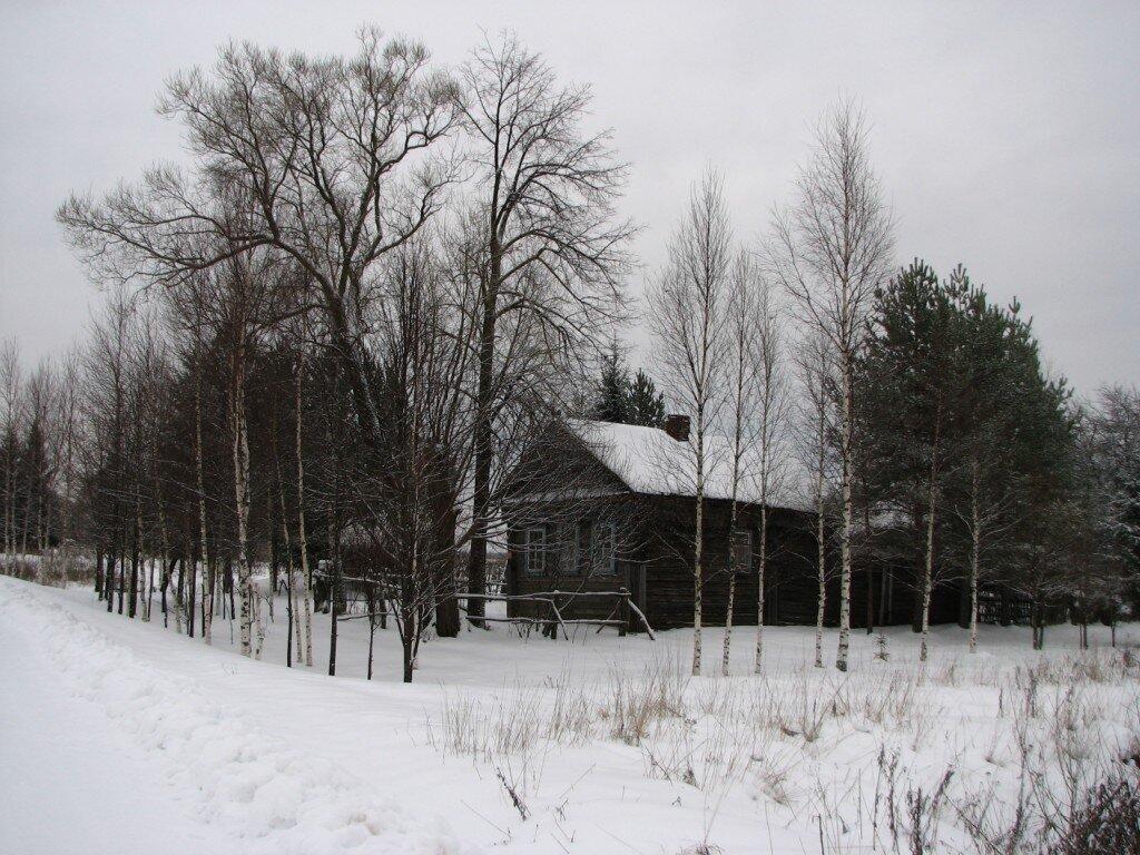 Зима на Севере