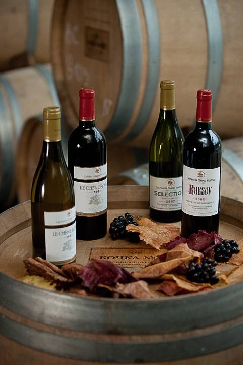 услуги рекламной фотосъемки для производителя вин