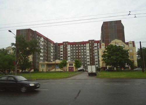 ул. Партизана Германа 8к1