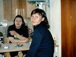 Таня Смирнова (Петрова) и я. Март 2003 г.