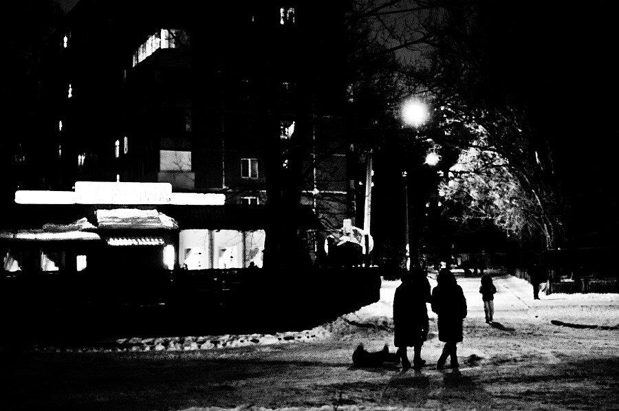 Ночь первого снега