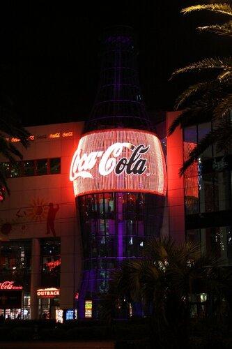 Кока-кола, Лас-Вегас