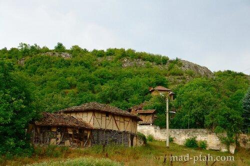 Болгария, Фракийская гробница, Ивановский монастырь, Басарбовский монастырь, Червен