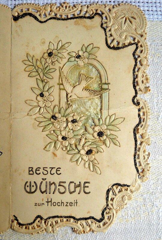 довоенные открытки германии только