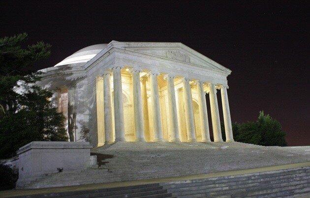 Мемориал Томаса Джефферсона