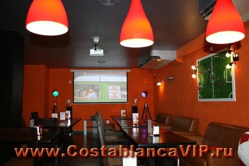 ресторан в Gandia, costablancavip, недвижимость в Испании, коммерческая недвижимость, ресторан в Испании, коста бланка