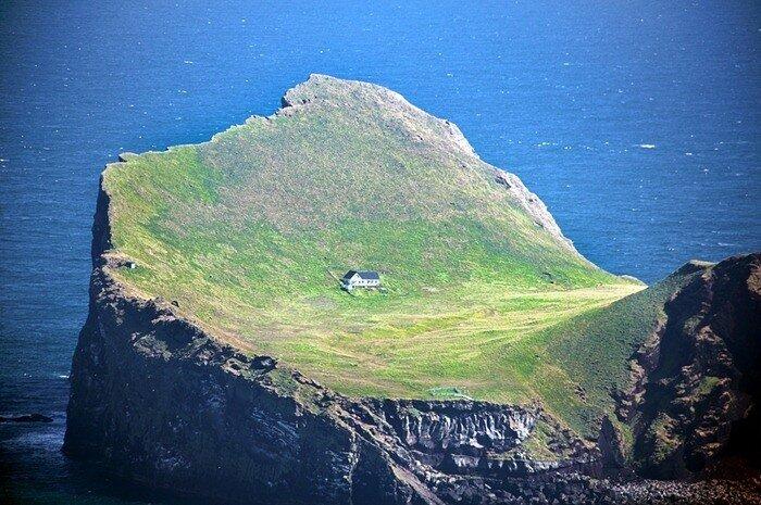 остров одиночества