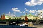 Москва. Парадный портрет