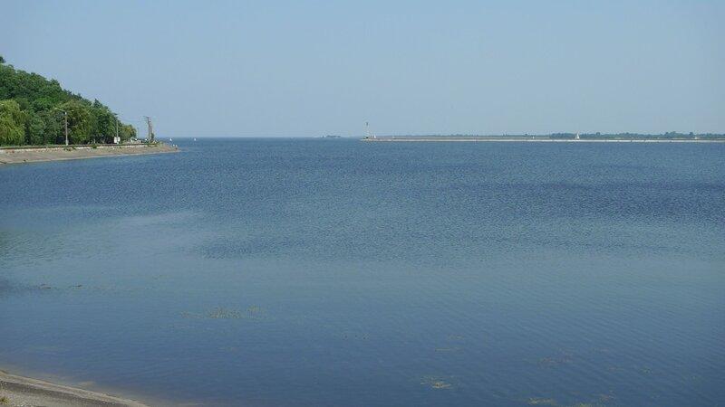 Киевское море, ГЭС