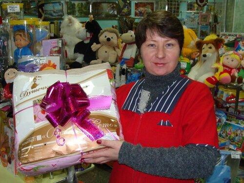 В магазинах Максатихинского райпо проводятся новогодние акции