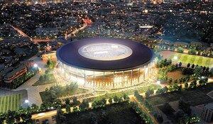 Более ста мероприятий ежегодно будет принимать новый концертно-спортивный комплекс во Владивостоке