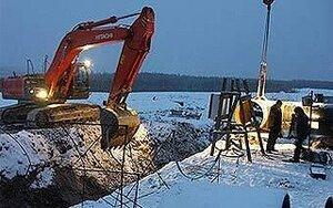 Строительство нефтепровода ВСТО-II ведется высокими темпами