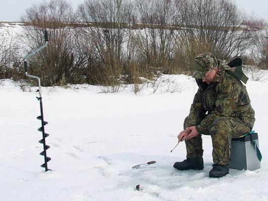 На Рыбинском водохранилище состоялся чемпионат по ловле рыбы.