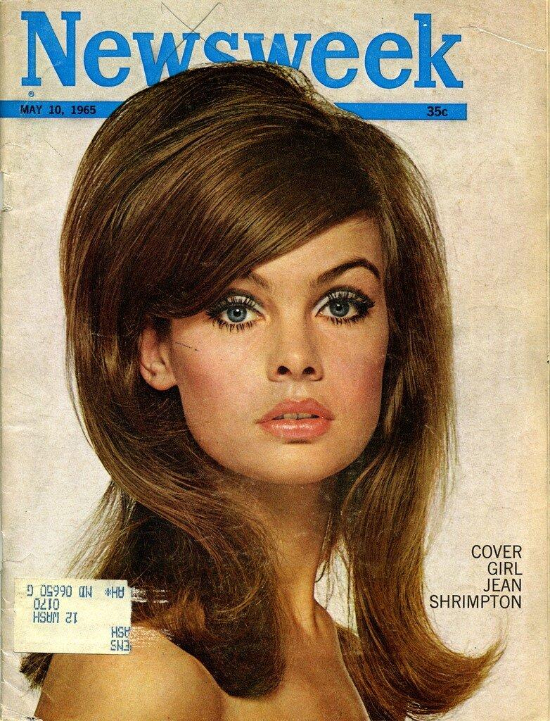 Model Jean Shrimpton