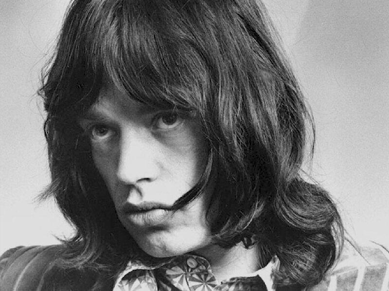 Mick Jagger 1968