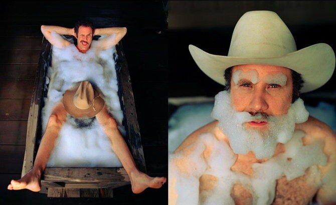 Will Ferrell.Фотограф Sam Jones